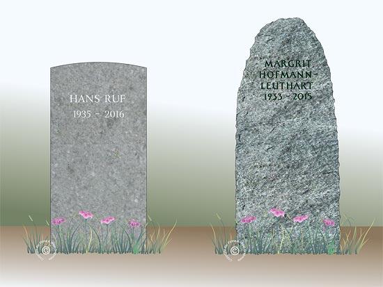 Hervorragend Grabstein kaufen · was kostet ein Grabmal? · Wüst Grabmale Zürich ST99